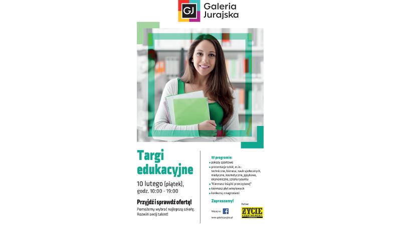 Targi edukacyjne 2017 - Galeria Jurajska