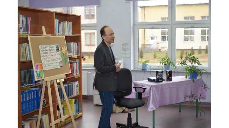 Spotkanie promocyjne w Żarkach - 22 marca 2017.