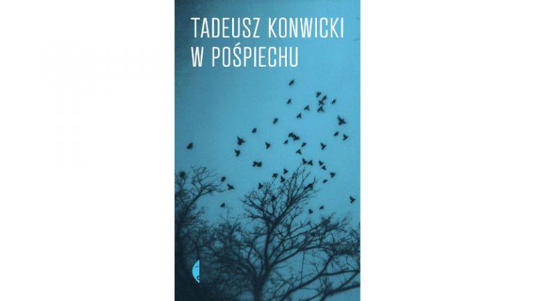 Tadeusz Konwicki, Przemysław Kaniecki - W pośpiechu.