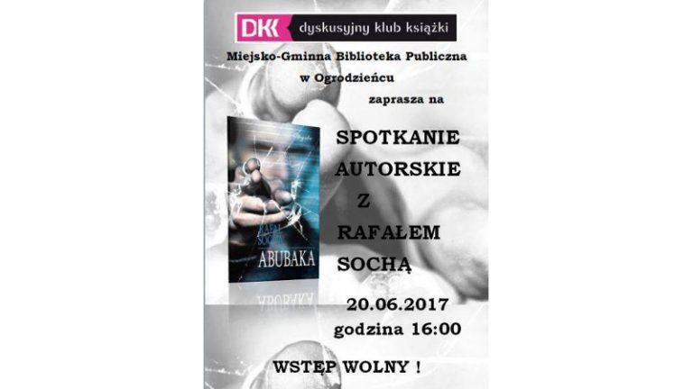 DKK Ogrodzieniec, 20 czerwca 2017, plakat.