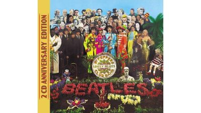 Sgt. Pepper - okładka 2cd anniversary edition.