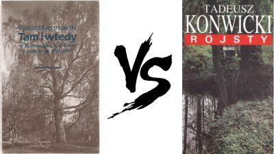 Kiersnowski vs Konwicki