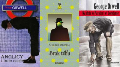 Orwell: Anglicy. Brak tchu. Na dnie w Paryżu i w Londynie.