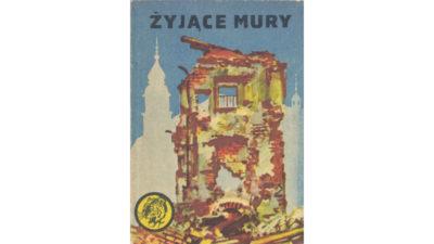 Biblioteka Żółtego Tygrysa: Żyjące mury.