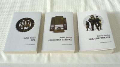 SPR, Jednostka liniowa, Znajome twarze. Wydawnictwo Memuar, 2018-2019.